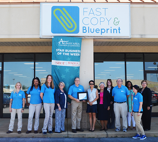 Fast copy blueprint albany area chamber of commerce fast copy and blueprint has been in business since 2013 when four different diverse printing companies with a history dating back more than 50 years malvernweather Gallery