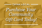 Purchase Your Community Gift Card Today